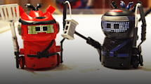 Spin Master's Ninja Bots at Toy Fair 2020