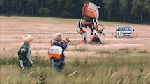 How Amazon turned Simon Stålenhag's 'Tales from the Loop' into a TV show