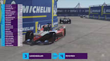 Formula E racer disqualified for using an esports ringer in a virtual race