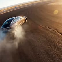 Tesla begins selling a $5,500 track package for the Model 3