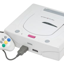 An SSD can resurrect your old Sega Saturn and Dreamcast consoles