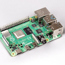 The Raspberry Pi 4 now comes with up to 8GB of RAM