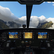 'Microsoft Flight Simulator' will support one VR headset this fall