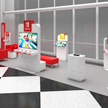 Nintendo will host Switch pop-up lounges in four US airports