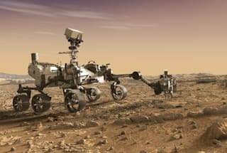 The next Mars rover will be named 'Perseverance'