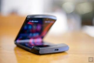 Was the Motorola Razr worth reviving?