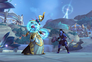 Blizzard makes it free to change gender in 'World of Warcraft'