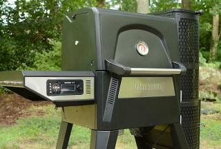 Masterbuilt Gravity Series 560 review: A versatile smart charcoal grill