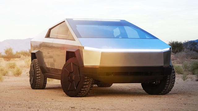 Tesla's Cybertruck isn't the only EV pickup coming soon