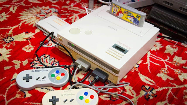 Why the Nintendo PlayStation is worth so much