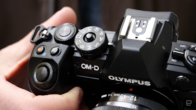 Olympus exiting the consumer camera business