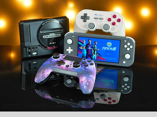 The best gifts and games for console gamers