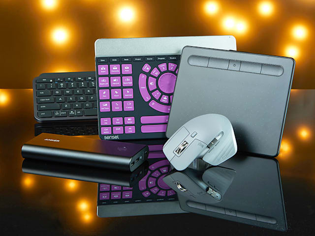 PC and mobile accessories that'll make great gifts