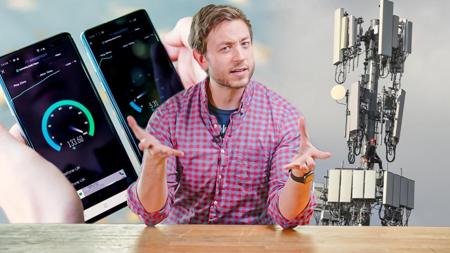 How exactly does 5G work?   Upscaled