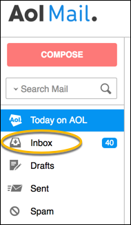 how do i access my email once aol desktop is discontinued