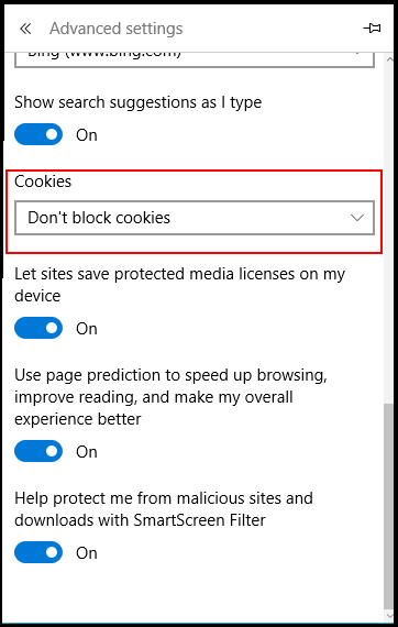Enable cookies on your browser aol help user added image ccuart Image collections