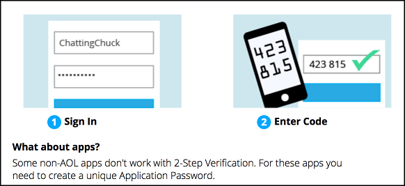 2-Factor Authentication Steps