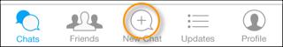 AIM Chat Button