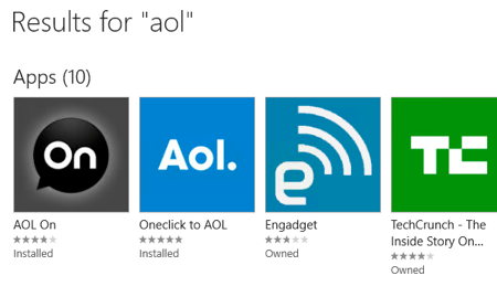 aol desktop app for windows 10