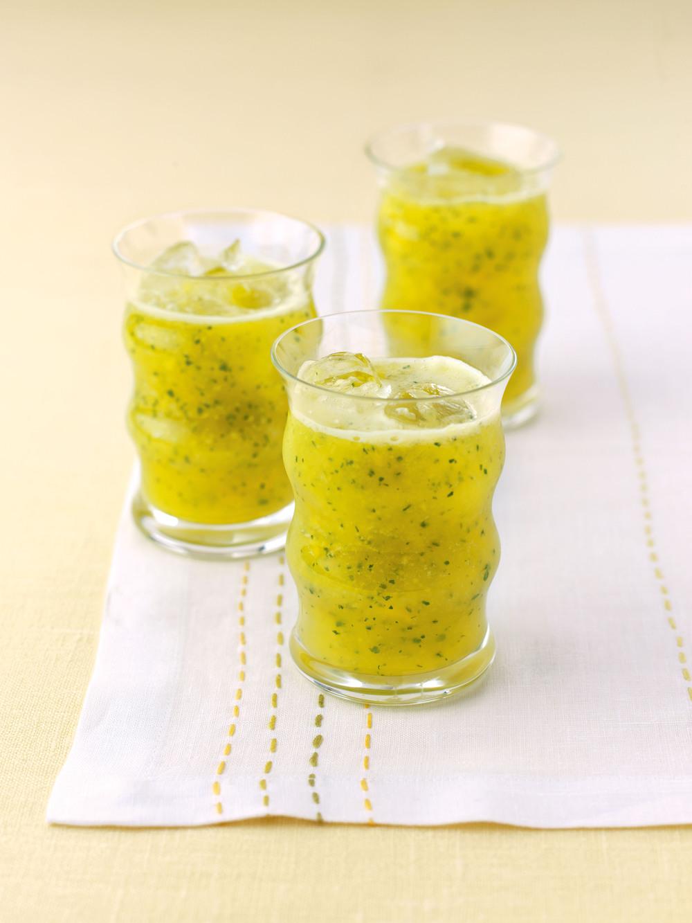 Aol UK | Food | Mango & Mint Sherbet