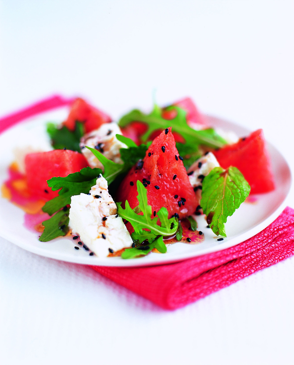 Watermelon & Feta Salad - AOL Living UK