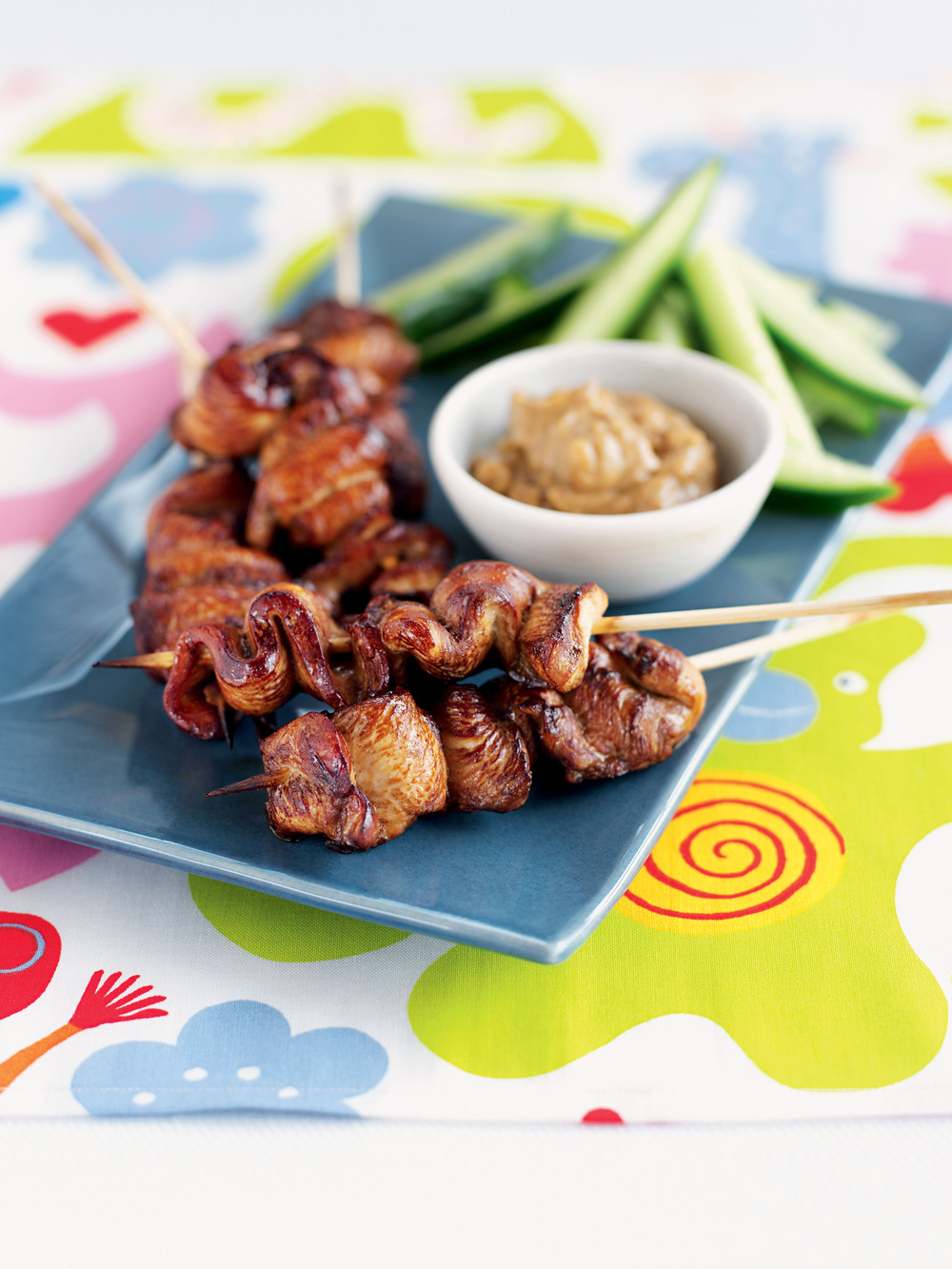 Chicken Satay Skewers - AOL Living UK