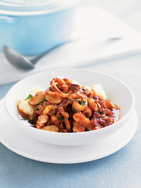 Cuttlefish Stew recipe