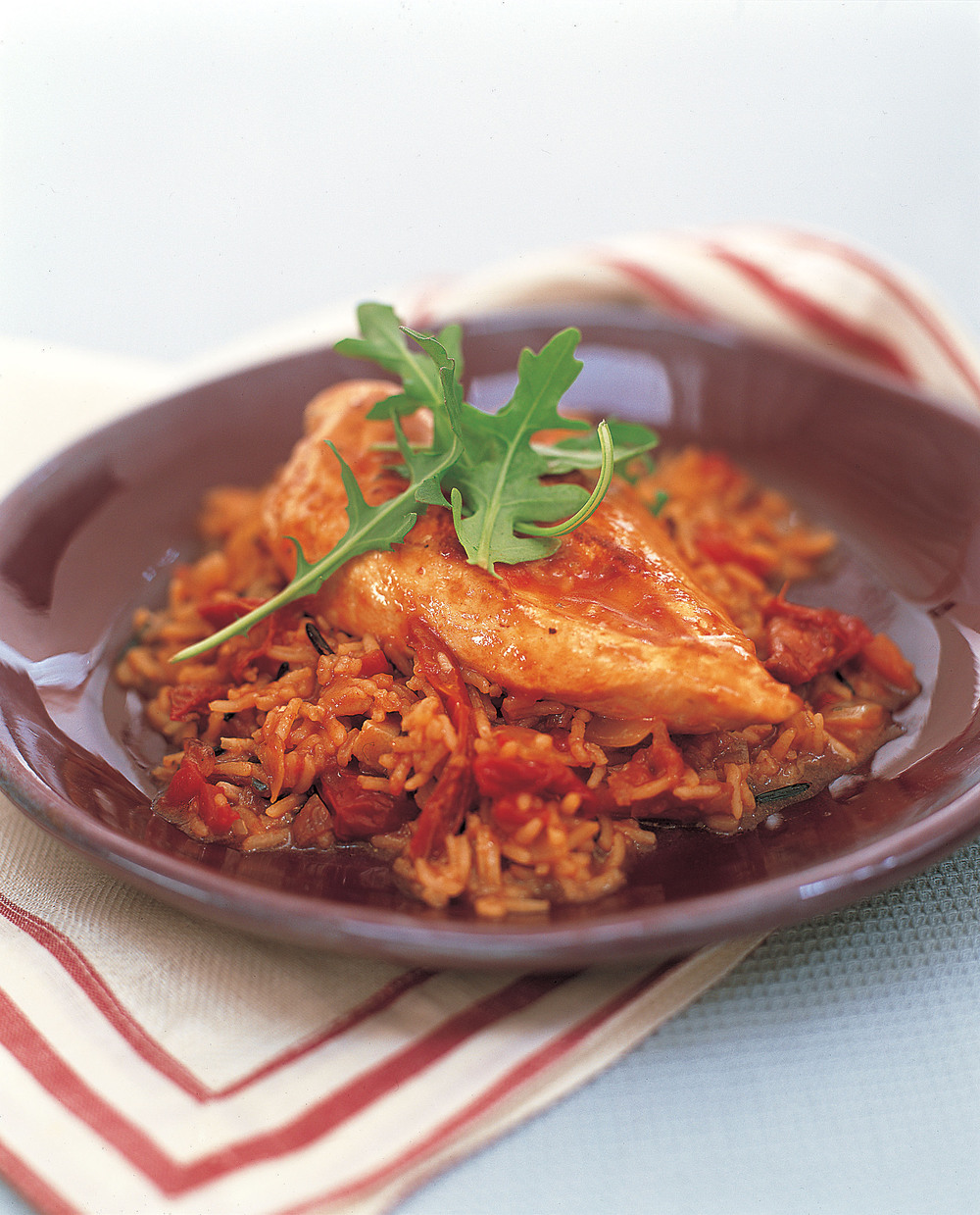 Sun-Dried Tomato & Chicken Pilaf - Aol UK | Food