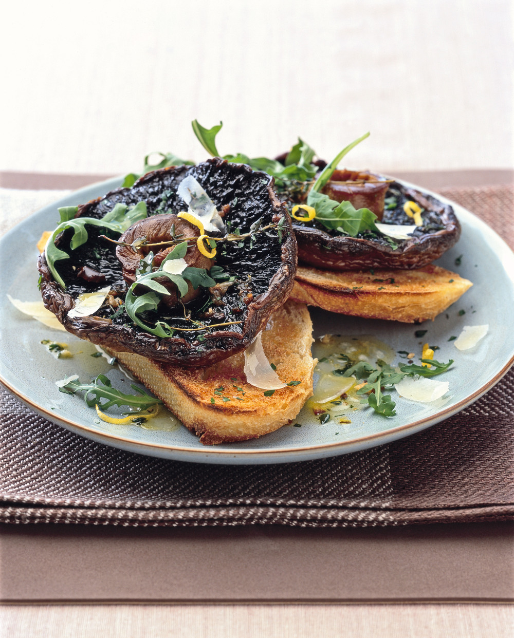 Mushrooms on Toast - AOL Living UK