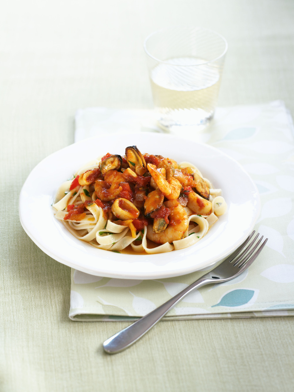 Baked Seafood with Saffron - AOL Living UK