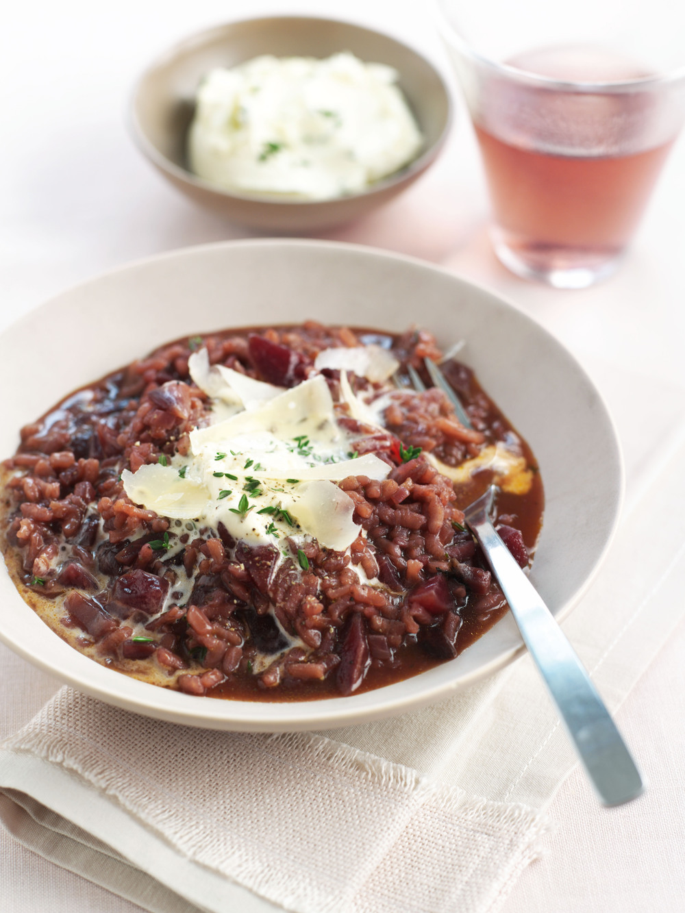 Beetroot & Mascarpone Risotto - AOL Living UK