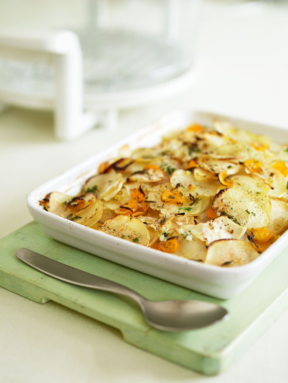 Root Vegetable Gratin - AOL Living UK