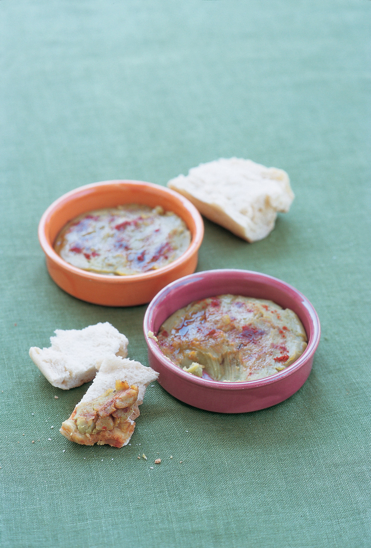 Bissara (Split Pea Dip) recipe