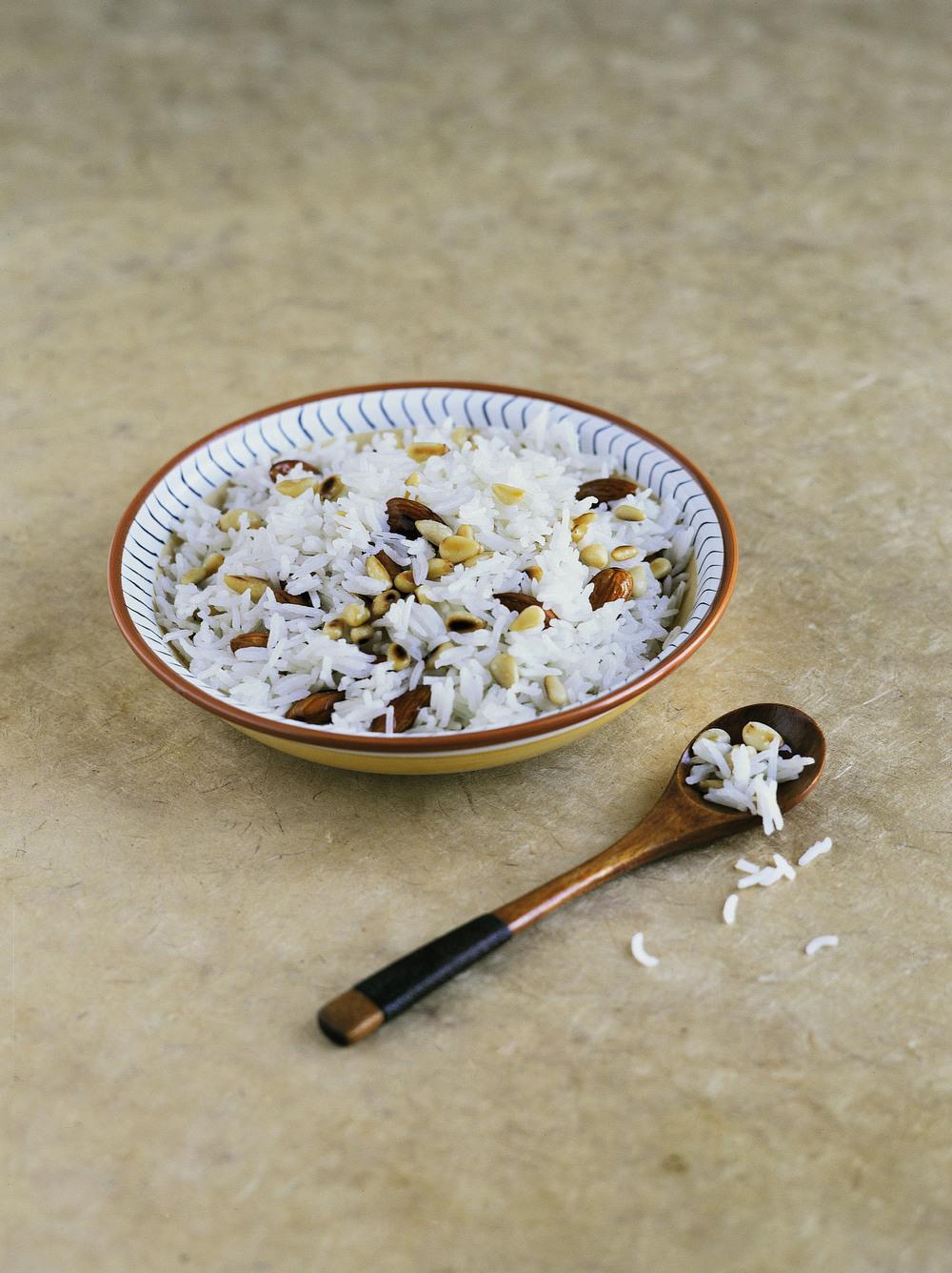 photo Apricot-Almond Rice Pilaf
