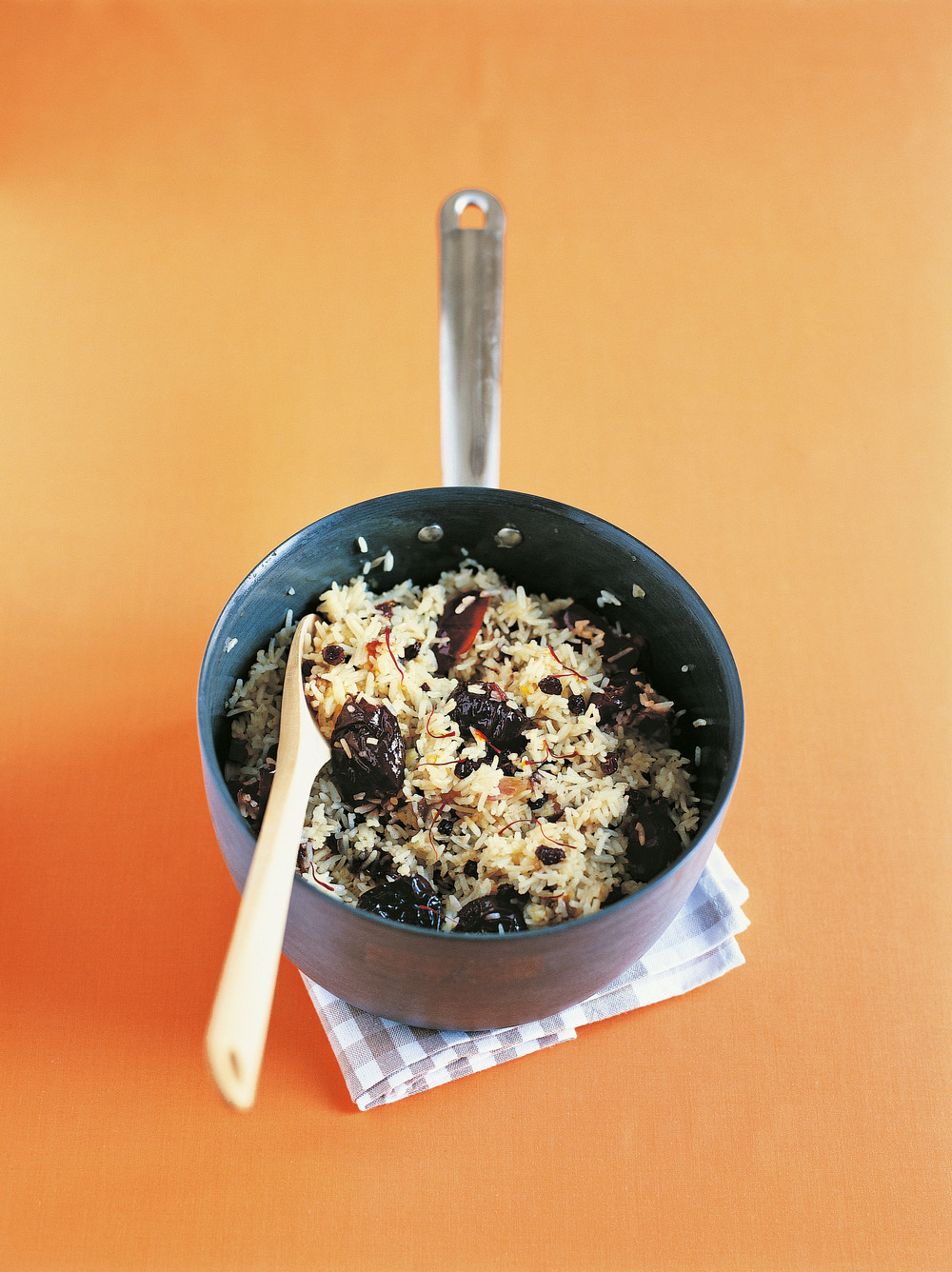 Rice with Saffron & Dried Fruit - AOL Living UK