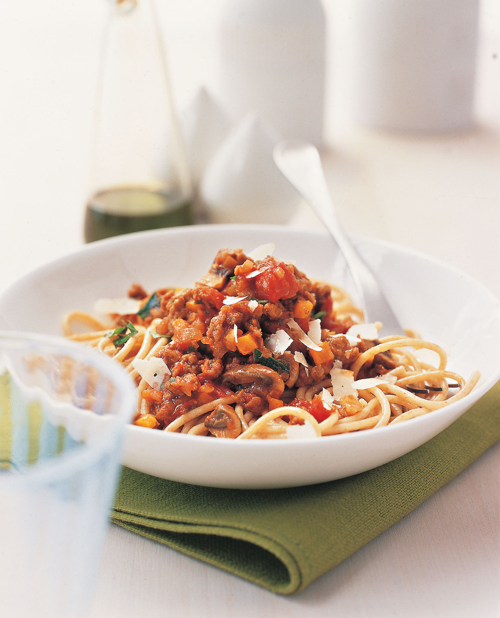 how to make vegetable spaghetti bolognese