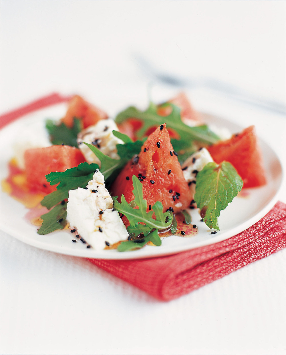 Feta & Watermelon Salad - AOL Living UK
