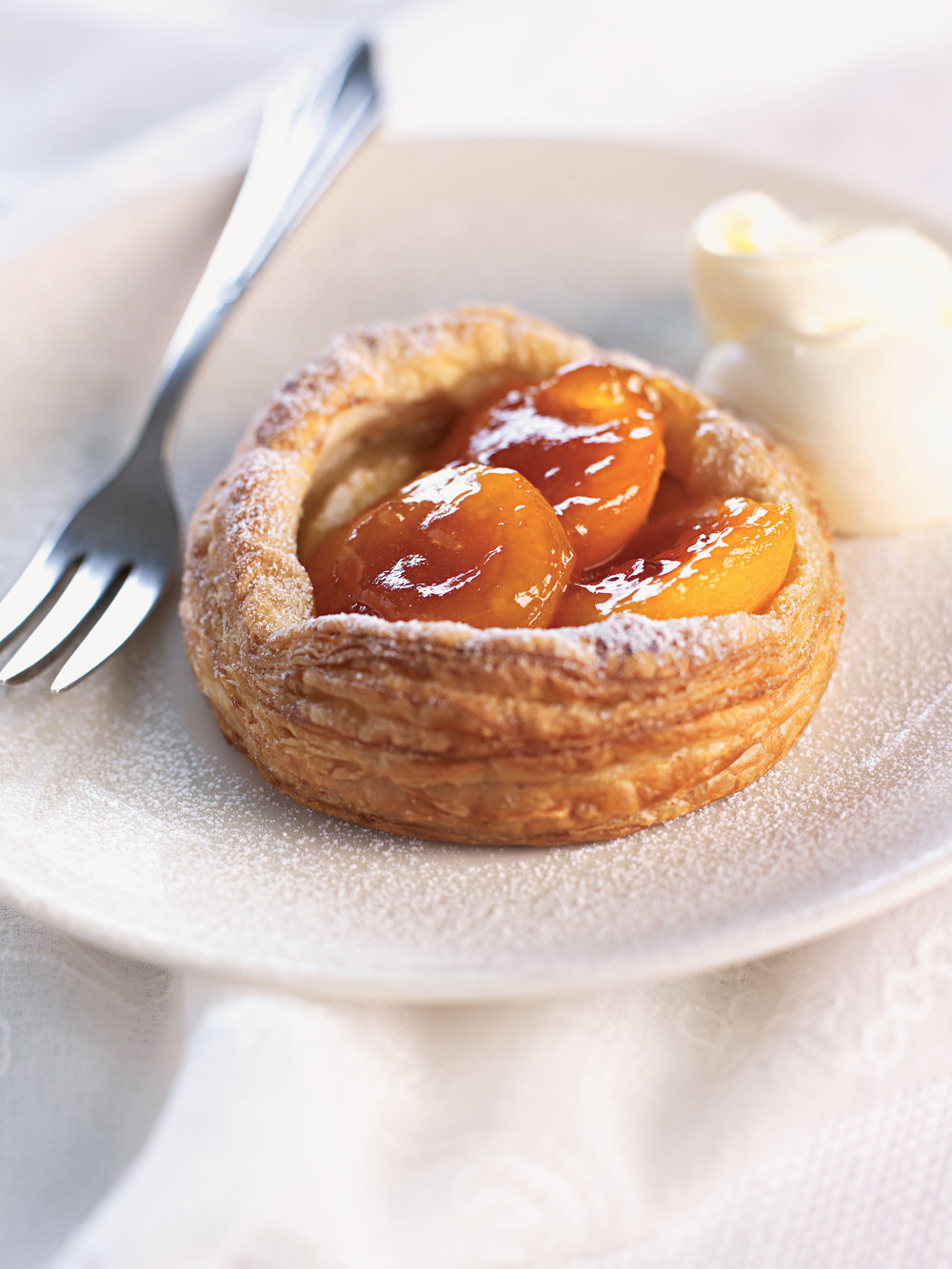 Apricot Tartlets - AOL Living UK