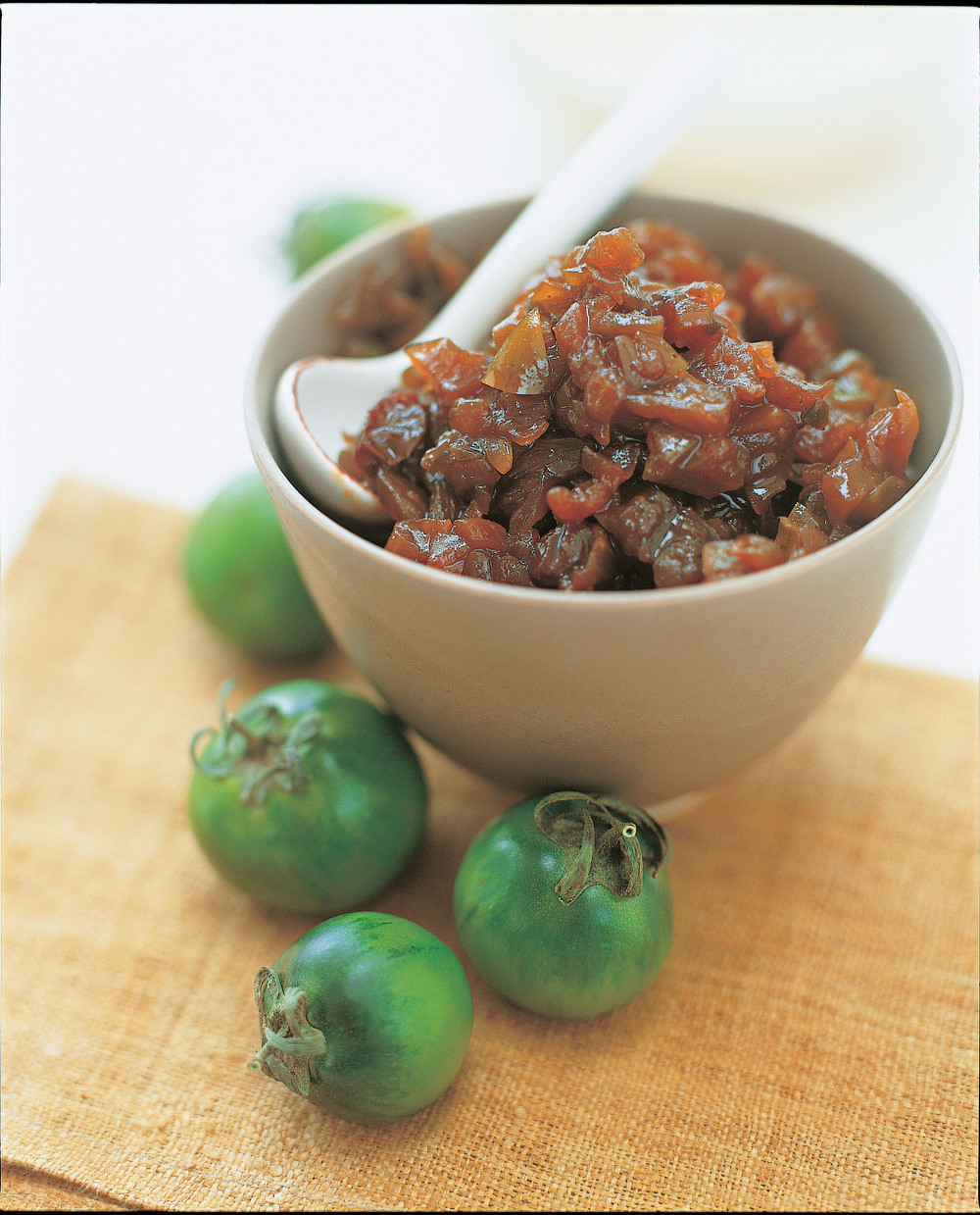 Green Tomato Chutney - AOL Living UK