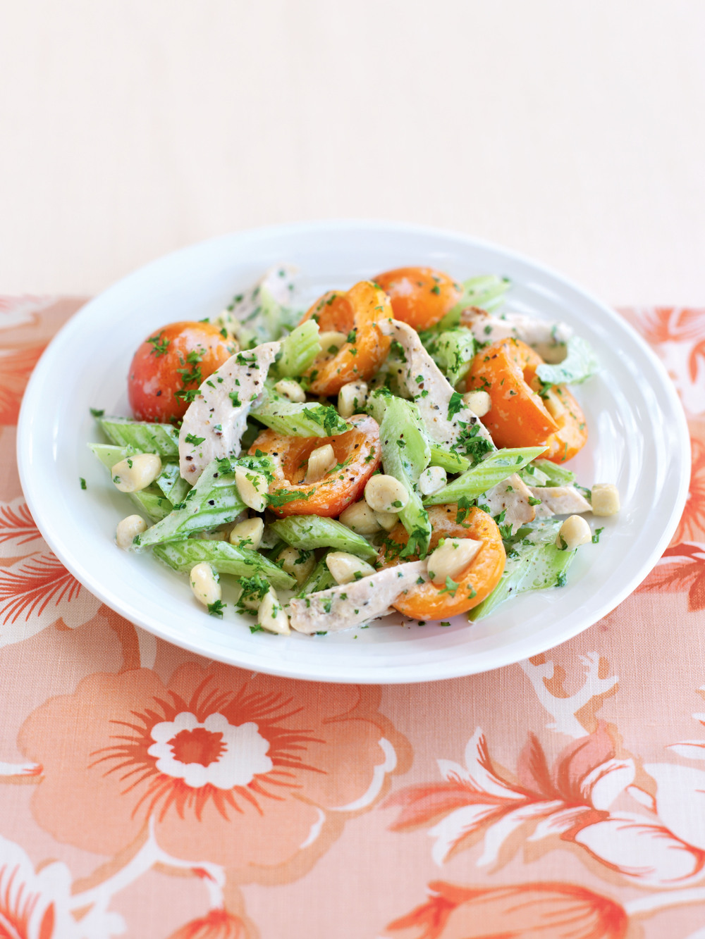 Chicken, Apricot & Almond Salad - AOL Living UK