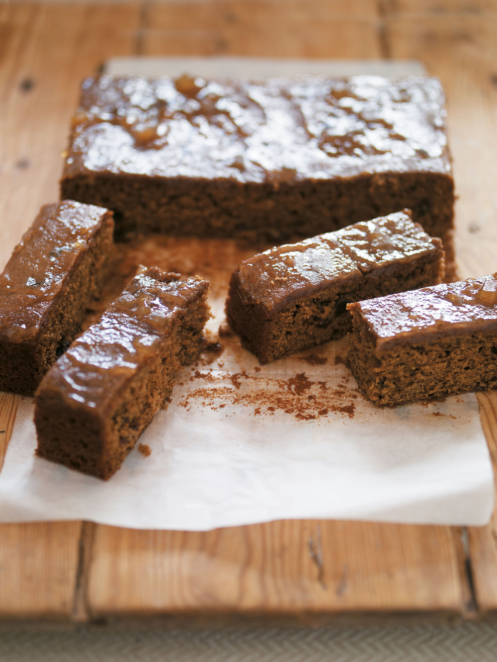 Sticky Gingerbread - AOL Living UK