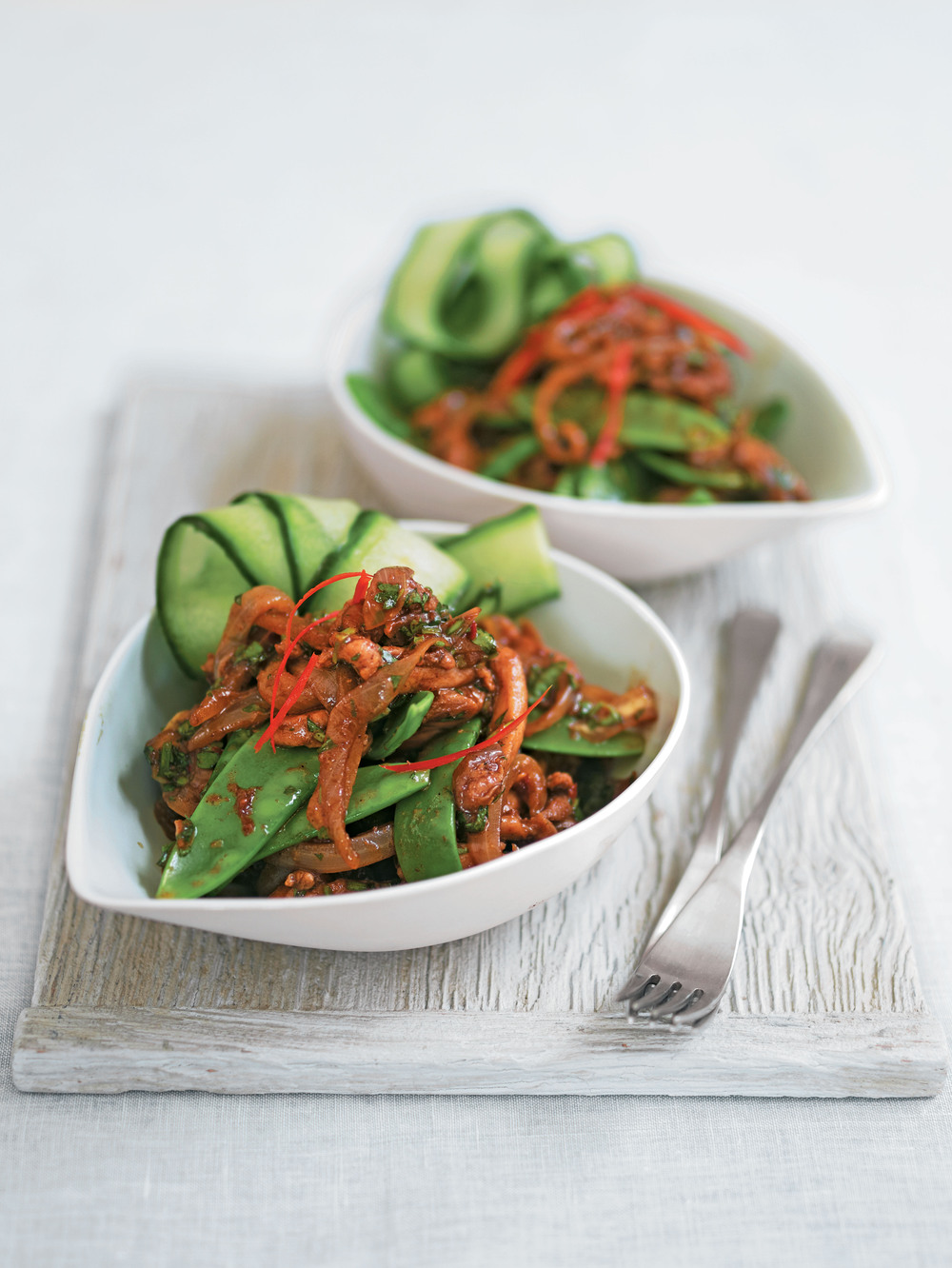 Chicken & Chilli Stir-Fry - AOL Living UK