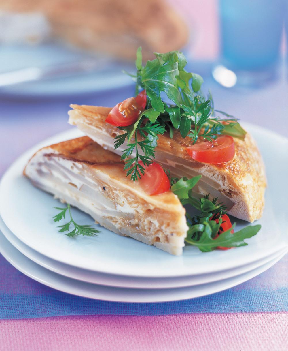 Potato & Onion Tortilla