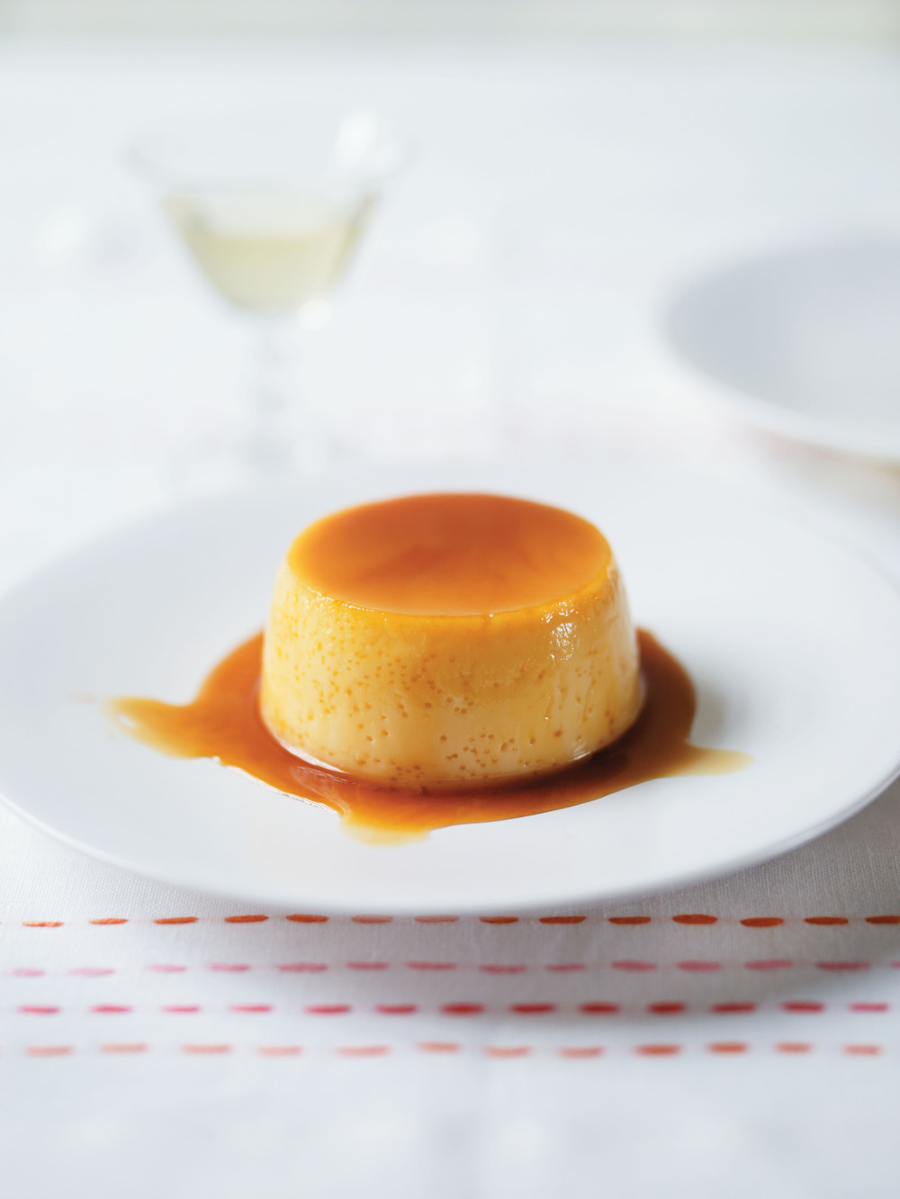 Orange Caramel Flan - AOL Living UK
