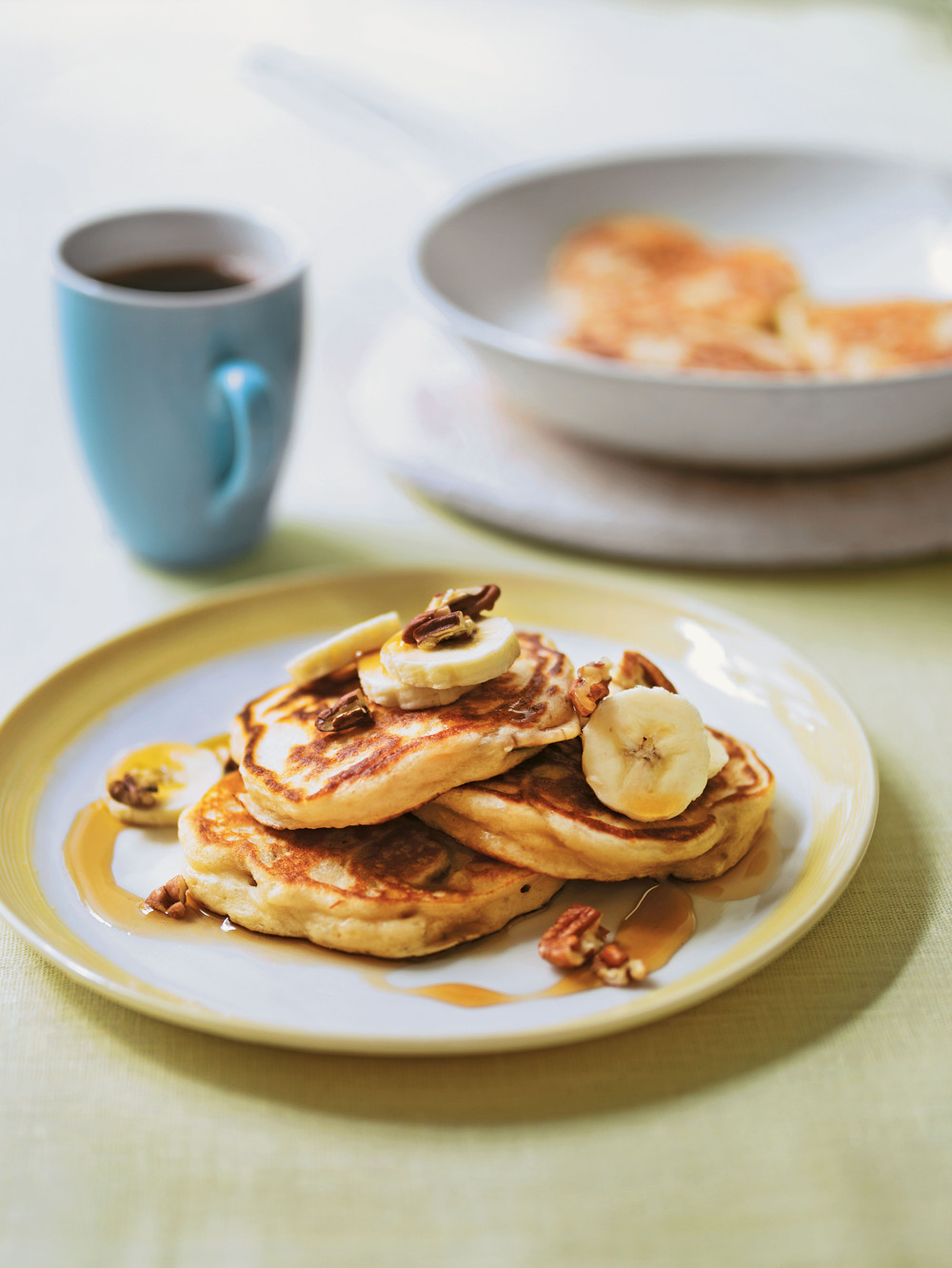 Banana & Buttermilk Pancakes - AOL Living UK