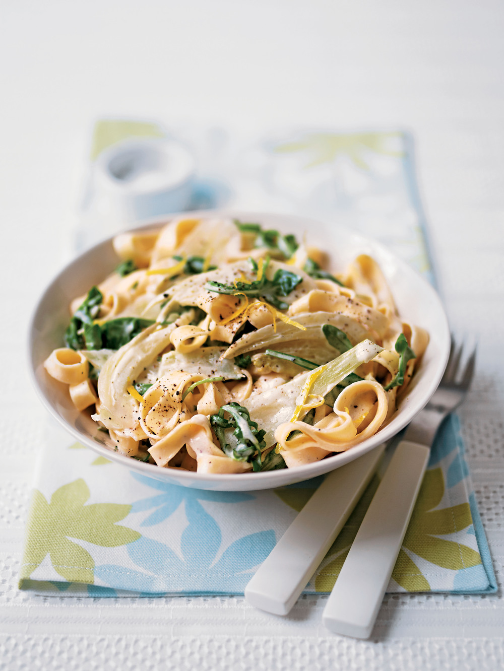 Pasta with Fennel & Rocket - AOL Living UK