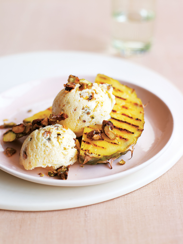 Pistachio & Yogurt Semifreddo - AOL Living UK