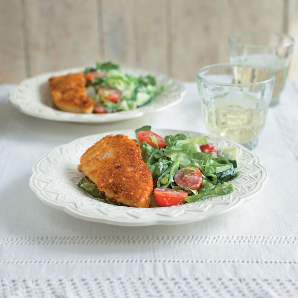 Parmesan Chicken Salad - AOL Living UK