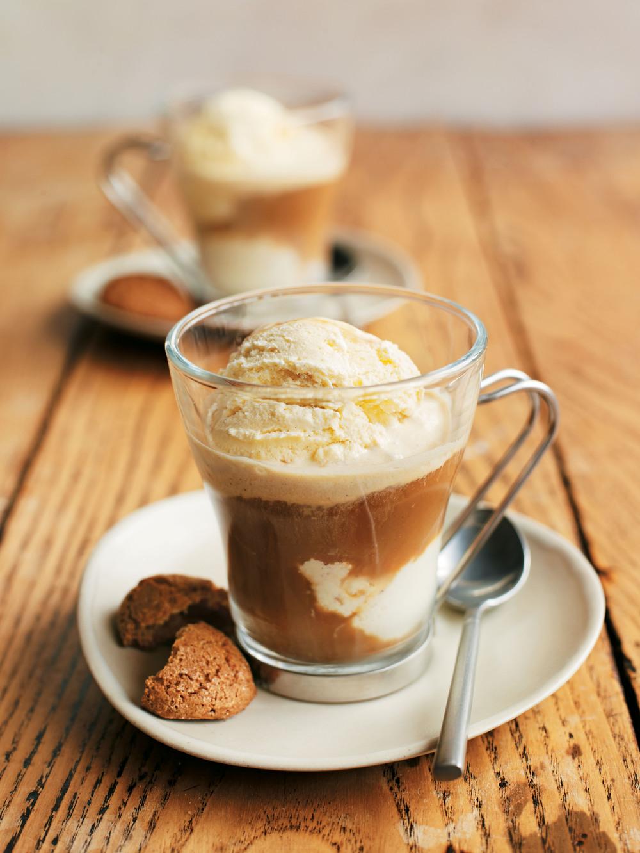 Piccolo Affogato al Caffe | Recipe | Piccolo, Gelato and Desserts