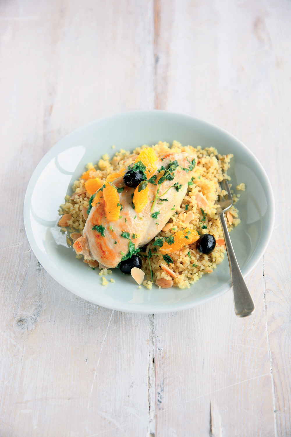 Chicken with Orange and Olives - AOL Living UK